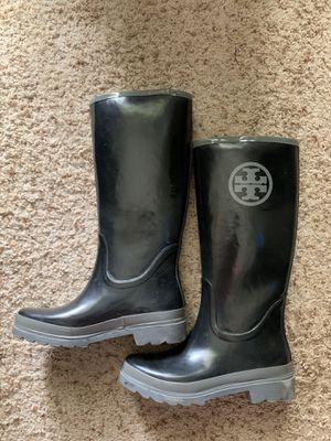 Tory Burch Rain Boots for Sale in Richardson, TX