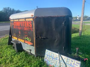 Horse trailer for sale. All sides open up! for Sale in Cocoa, FL