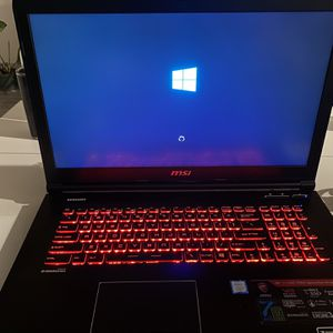 MSI Apache Gaming Laptop for Sale in Houston, TX