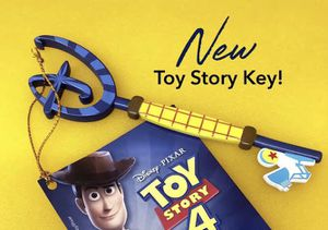 Toy Story Collectible Key for Sale in Riverside, CA