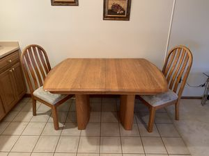 7 piece kitchen table set for Sale in Niagara Falls, NY