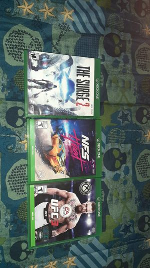 Xbox One Games for Sale in Saint George, SC