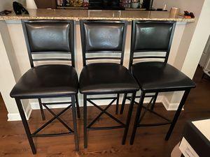 3pc bar stool set for Sale in Atlanta, GA