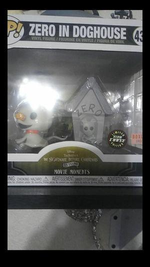 Funko Pop Disney Zero in Doghouse Chase for Sale in Modesto, CA