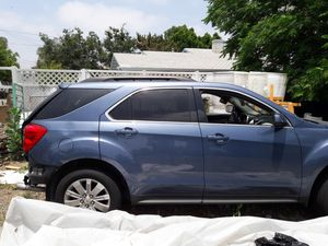 2011 chevy equinox (good for motor, transmission, parts) for Sale in Muscoy, CA