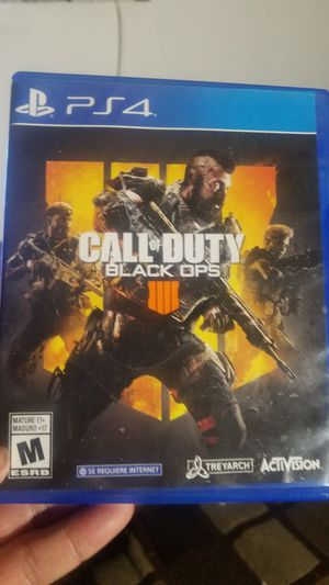 Black ops 4 for Sale in Lawndale, CA