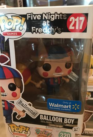 Funko pop Five Nights At Freddy's...Balloon Boy for Sale in Hurst, TX