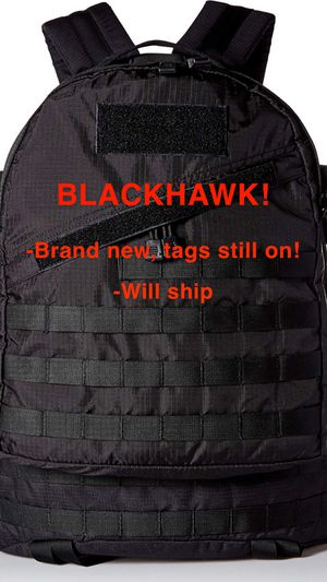 BLACKHAWK! Ultralight 3-Day Tactical Backpack for Sale in New York, NY