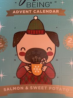 New Unopened Dog Treat Advent Calendar. Exp. 2/2022 for Sale in Springfield,  IL