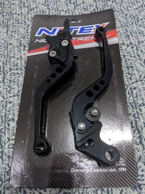 Yamaha MT-07/MT-09 motorcycle levers for Sale in Queens, NY