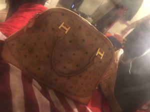 Mcm handbag/purse official for Sale in Washington, DC