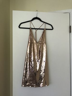 Sequin dress size S for Sale in San Francisco, CA