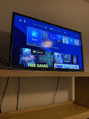 "32"" TCL Roku TV No Remote for Sale in Fort Bliss, TX"