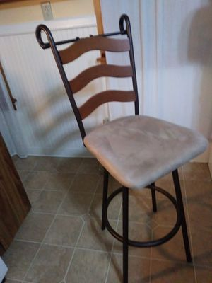 Bar Stools ... Metal Frame for Sale in Uxbridge, MA