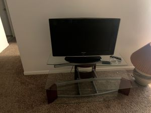 Tv, with. Tv stand for Sale in Fresno, CA