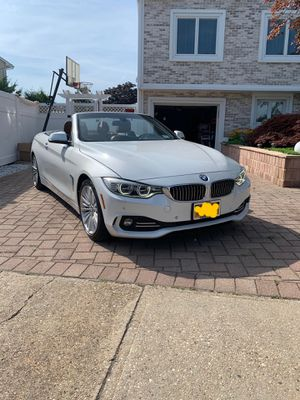 Bmw 428i hard top Convertible luxury package for Sale in Bellmore, NY