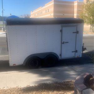 6 X 12 Enclosed Trailer for Sale in Las Vegas, NV