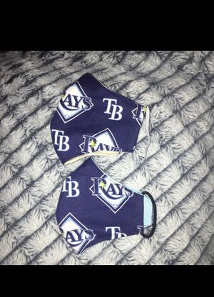 Tampa Bay Rays face mask for Sale in Tampa, FL