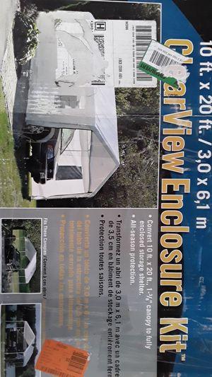 Enclosure kit 10x20 for Sale in Phoenix, AZ