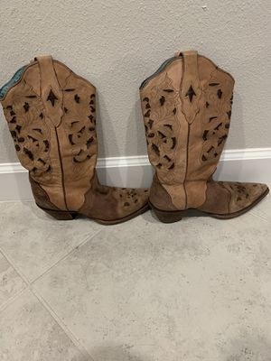 Brown boots for Sale in Lutz, FL