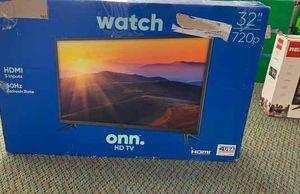 "Brand New ONN 32"" inch TV GZH for Sale in Dallas, TX"