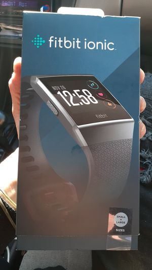 Fitbit ionic for Sale in Fresno, CA