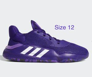 "adidas ProBounce Low ""Collegiate Purple"" Size 12 for Men EF0673 for Sale in West Covina, CA"
