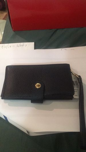 Phone wallet coach for Sale in San Marino, CA