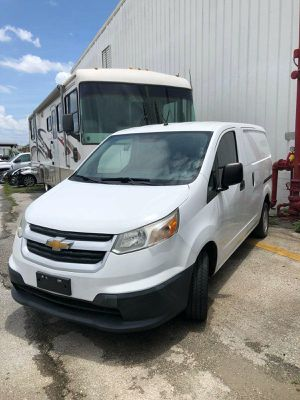 2015 Chevy city Express! Only 67,000 miles! for Sale in St. Cloud, FL