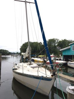 1973 Irwin 30ft Project Sailboat for Sale in Annapolis,  MD