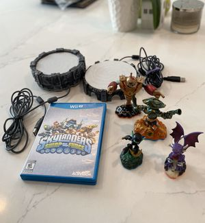 Skylander Swap Force Bundle Nintendo Wii U for Sale in Lakewood, CA