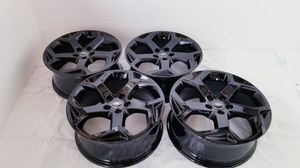 "20"" Range Land Rover Sport OEM  gloss black wheels rims  72310 2018 2019 2020 for Sale in San Diego, CA"