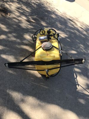 PK Mfg Corp sprayer for Sale in Frisco, TX
