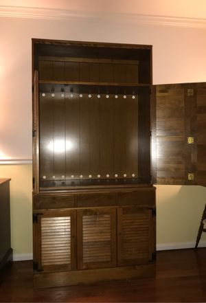 Ethan Allen entertainment center for Sale in Vienna, VA