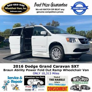 2016 Dodge Grand Caravan for Sale in Laguna Hills, CA