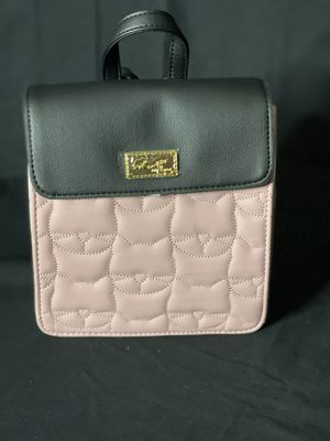 Betsey Johnson Backpack Purse for Sale in Livonia, MI