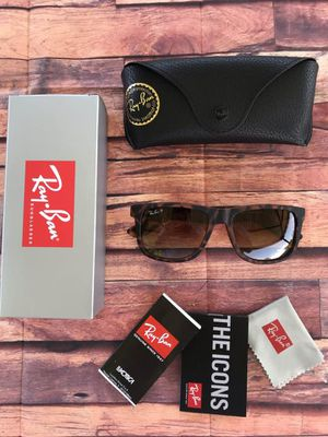 Brand New Authentic Ray Ban justin polarized😎 for Sale in San Bernardino, CA
