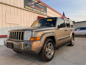 2006 Jeep commander 4x4 for Sale in Portsmouth, VA