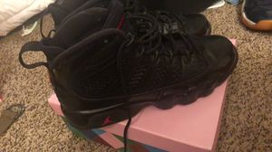 Air Jordan 9 Retro BG 'Bred' for Sale in Wichita, KS