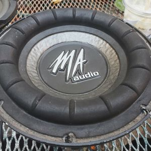 Ma Subwoofer Bazooka 800 Watts for Sale in Bridgeport, CT