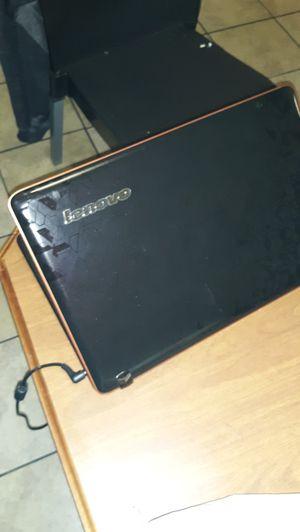 LENOVO /IBM IDEAPAD Y560 LABTOP PC WINDOWS 8 64-BIT!!!! for Sale in Santa Cruz, CA