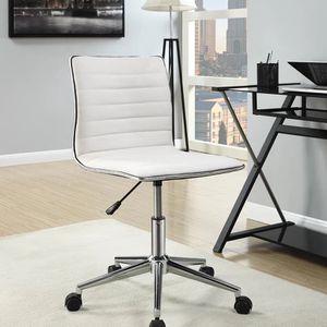 White Office Swivel Chair for Sale in La Habra, CA