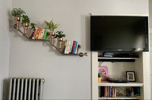 Bookshelf/Plant holder for Sale in Everett, MA