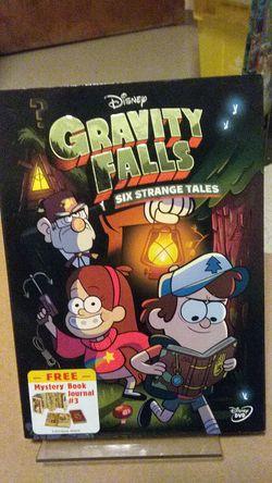 DVD 📀 DISNEY GRAVITY FALLS SIX STRANGE TALES BRAND NEW FACTORY SEALED for Sale in Yakima,  WA