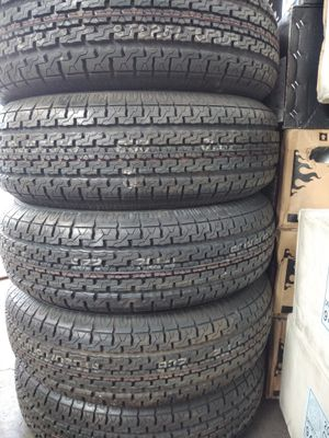 ST225/75R15 LRD for Sale in San Diego, CA