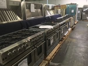Display model high end appliances save up to 50% must see warehouse full for Sale in Los Angeles, CA