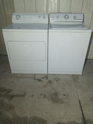 WASHER. AND. DRYER. . IN EXCELLENT. CONDITION. FREE. DELIVERY IN FORT WORTH. 1ST. AND. 2ND. FLOOR-----lavadora. Y secadora. for Sale in Fort Worth, TX