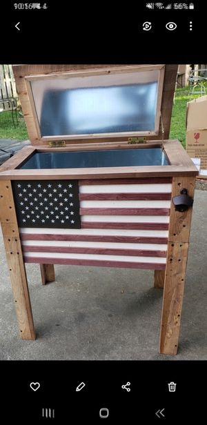 American pride cooler for Sale in Willoughby, OH