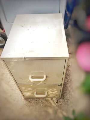 2 drawer filing cabinet for Sale in Carrollton, TX