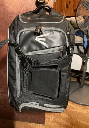 Softball backpack, batting gloves and softballs for Sale in Fort Worth, TX